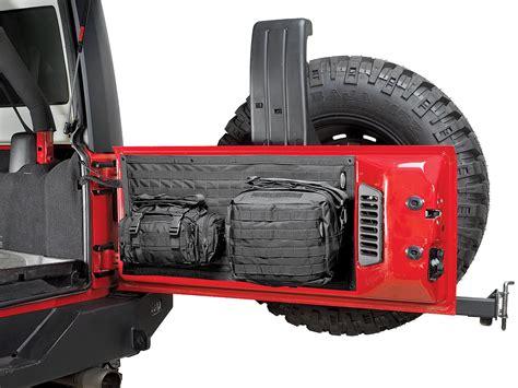 jeep tailgate storage jeep storage best storage design 2017