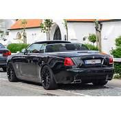 Mansory Rolls Royce Dawn Spotted In Belgium  Motorward