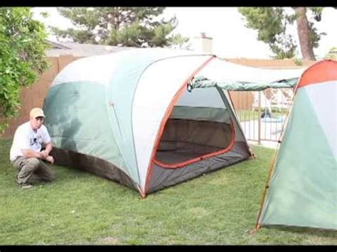 Rei Kingdom 6 Garage by Best Family Cing Tent Hobitat 6 From Rei