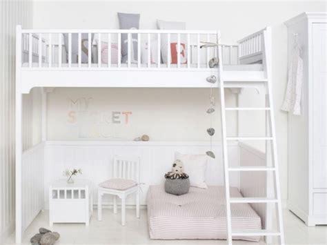 chambre enfant blanche du blanc chez les enfants joli place