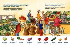 libro im supermarkt kinderbuch deutsch englisch tamakai books interkulturelle versandbuchhandlung im supermarkt deutsch griechisch kinderbuch