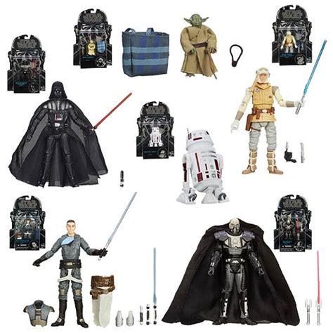 Luke Skywalker Wars Black Series 375 Inch Hasbro sw black series 3 3 4 inch figures wave 6