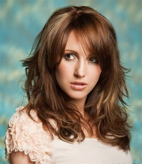 25 most beautiful hairstyles with bangs in 2018 sensod