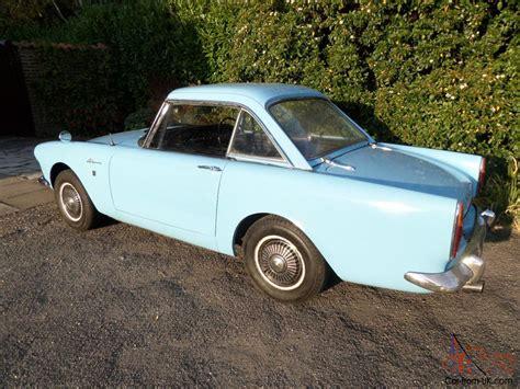 1965 sunbeam alpine 1965 sunbeam alpine gt series 5 hardtop mediterranean blue