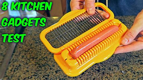 kitchen gadgets 37 of the best kitchen gadgets 8 kitchen gadgets put to the test youtube