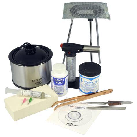 soldering kit basic soldering kit jewelry soldering kit