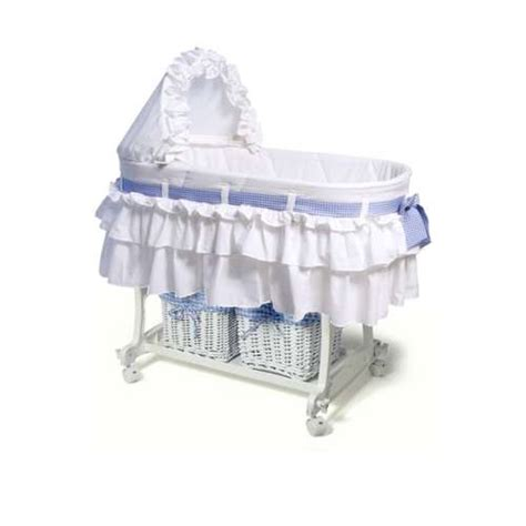 Bassinet Bedding by Bassinet Hammock Galleries Baby Bassinet Cover