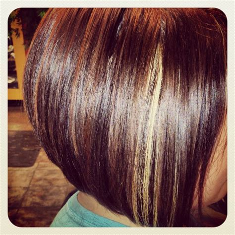 stacked angled bob haircut pictures layered stacked bob front and back pictures short