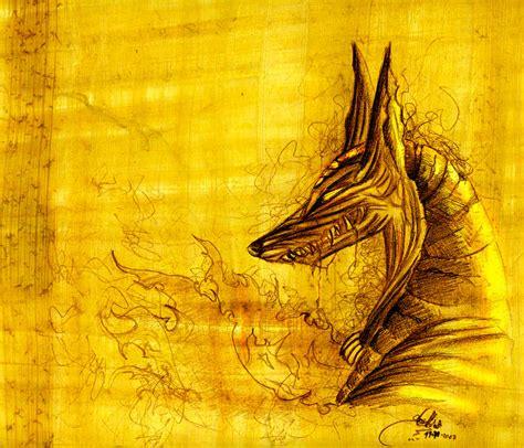 imagenes egipcias de anubis imagenes de anubis perro