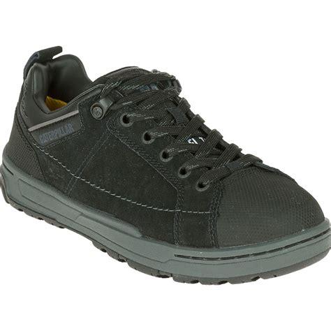 cat footwear womens brode steel toe work shoe ebay
