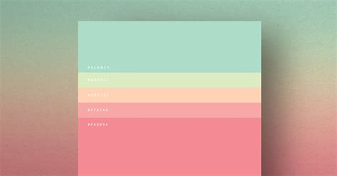 popular color palettes most popular colors of 2015 shown in 8 simple palettes