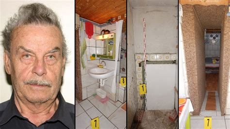 Josef Fritzl House by Crime Magazine Kidnapping