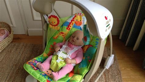 fisher price swing n seat forest fun review fisher price rainforest friends take along swing