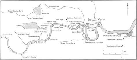 map of river thames bridges map of london and river thames in 1830