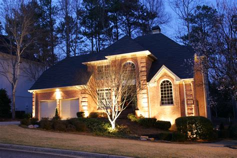 home landscape lighting design landscape lighting cut above the rest
