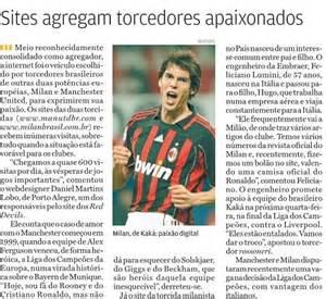 Reportagem Sobre Os Perigos Do by Imprensa Manutd Br Official Supporters Club Of Brazil
