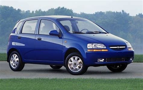 chevrolet aveo 2004 hatchback used 2004 chevrolet aveo hatchback pricing for sale