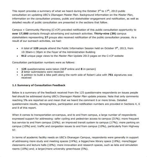 7 Free Summary Report Templates Excel Pdf Formats Summary Report Template