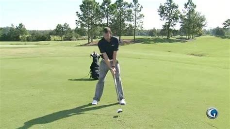 golf channel swing fix golf swing tips and drills top of tee swings justin