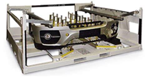 Returnable Bumper Storage Racks Tier One Auto Supplies