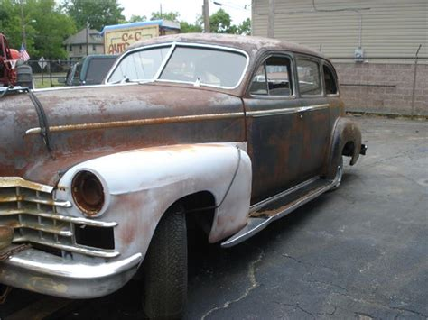 1948 Cadillac For Sale by 1948 Cadillac Limousine For Sale Classiccars Cc 706252
