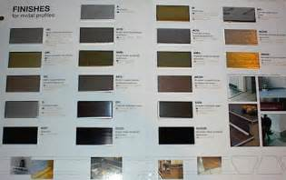schluter colors schluter rondec colors ceramic tile advice forums