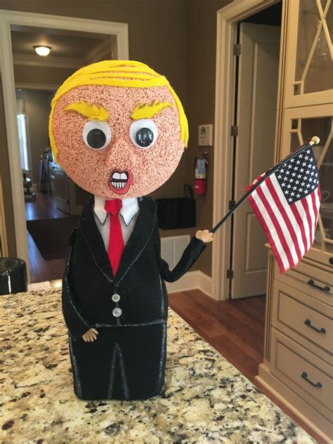 biography bottle buddies project donald trump bottle buddy bottle buddies school project
