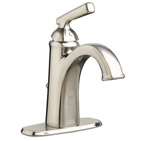 bathroom and kitchen faucets american standard brushed nickel bathroom faucets