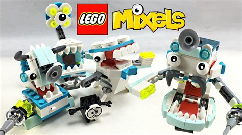 Lego Mixels Series 8 Medix Tribe Mixel Seri Sergio Skrubz Tuth 3 Pcs lego mixels medix series 8 sets reviewed medix max