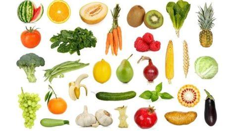 las frutas y vegetales las frutas y vegetales que pueden ayudar a alargarte la vida