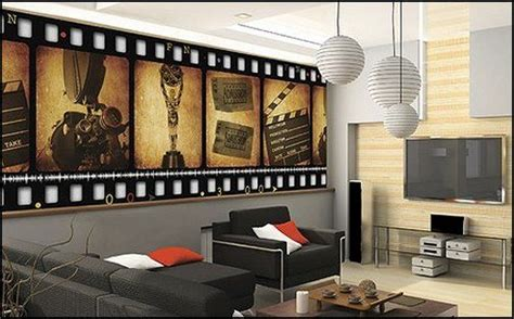movie themed living room movie themed bedrooms home theater design ideas