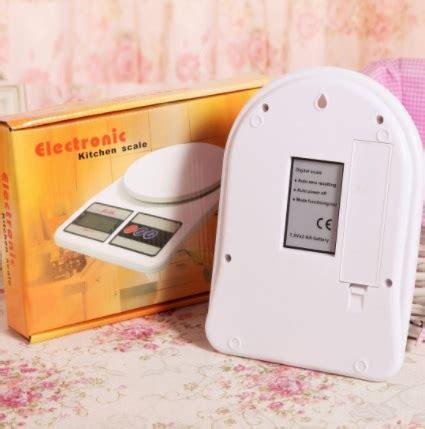 Timbangan Pupuk timbangan dapur digital sf 400 baterai jual tanaman