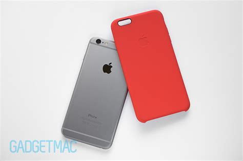 Silicon I Phone Inch apple iphone 6 6 plus silicone review gadgetmac