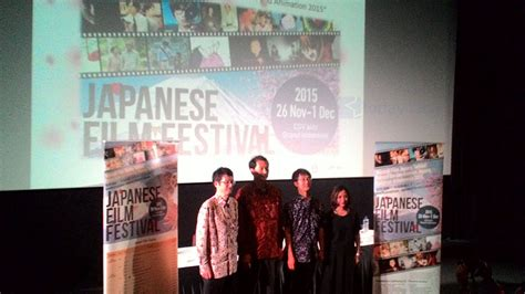 film animasi indonesia 2015 japanese film festival siap putarkan 30 film dan animasi