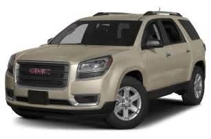 Buick Suv 2015 Price 2015 Gmc Acadia Price Photos Reviews Features
