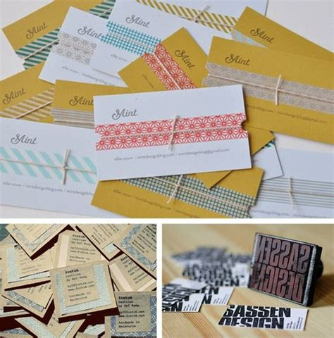 Business Cards For Handmade Crafts - handmade crafts business cards