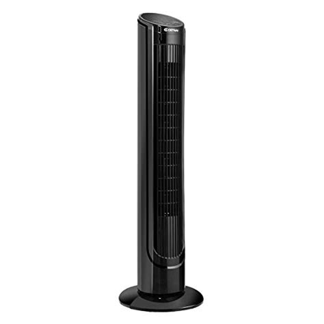 oscillating tower fan with remote control costway 40 lcd tower fan digital control oscillating