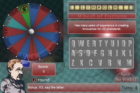 Wheel Of Fortune Around The House