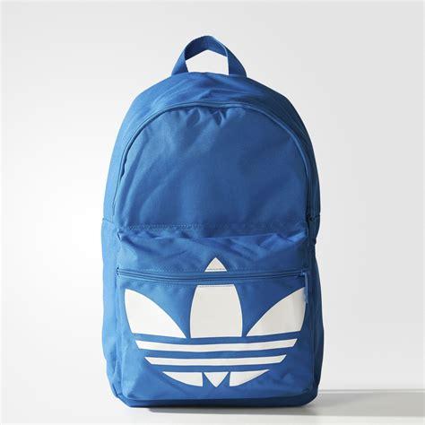Adidas A Classic Backpack Adidas adidas classic trefoil backpack blue adidas uk