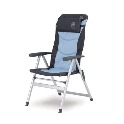 Trio Awnings 2x Walker Easy Chair Sentosa Ice Blue And Set Of Elastic