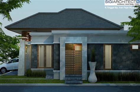 desain depan rumah bali desain rumah type 54 60 rumah bali modern