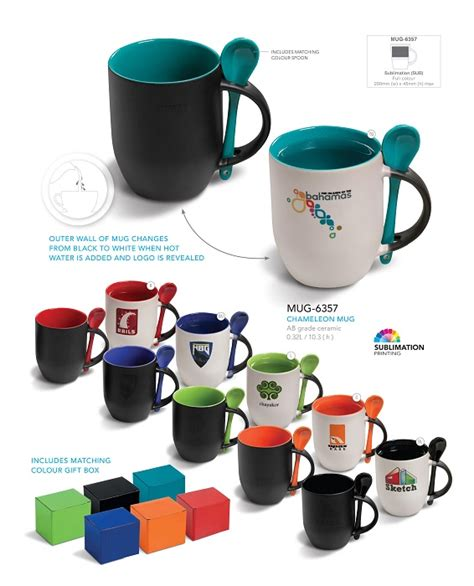 Cool Giveaways For Corporate Events - colour changing mug suppliers in south africa coffee mugs