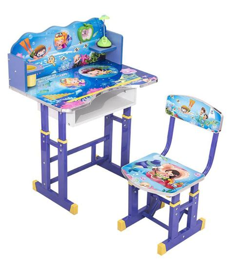 toddler study table fitlifeline multicolour study table and chair set