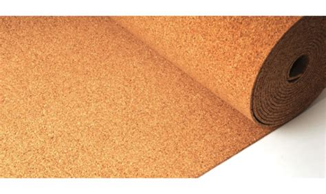 insulation cork rolls natura cork flooring