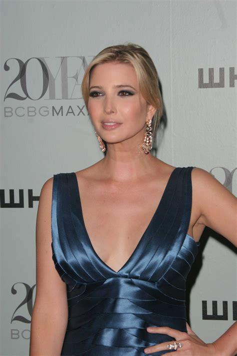 Ivanka Has by Did Ivanka Get Plastic Surgery Breast Implants