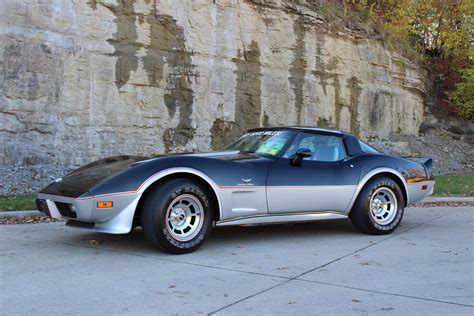 Indy 500 Corvette by 1978 Chevrolet Corvette Indy 500 For Sale 75300 Mcg