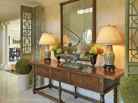 Traditional Foyer Decorating Ideas Gracious Traditional Foyer Traditional Entry Boston