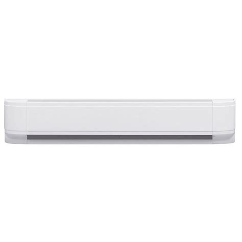 dimplex baseboard heater dimplex 35 in 1250 watt linear convector baseboard heater