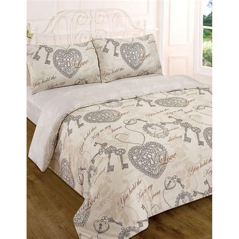 Sweet Dreams Bedding Set Sweet Dreams Vintage Complete Duvet Set Bedding Bed Set