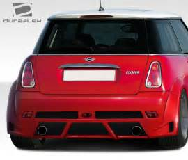 Mini Cooper Type 02 06 Mini Cooper Type Z Duraflex Rear Wide Kit